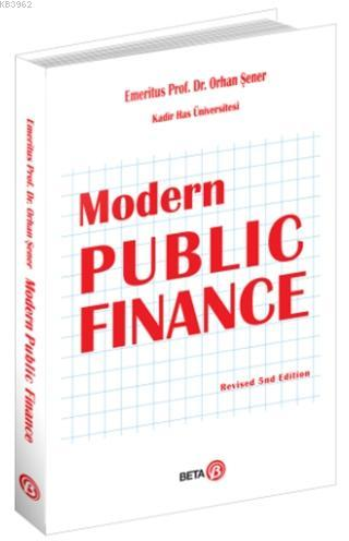 Modern Pubic Finance
