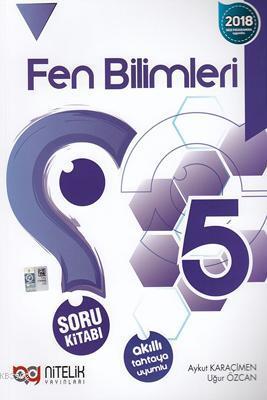 Nitelik Yayınları 5. Sınıf Fen Bilimleri Soru Kitabı Nitelik