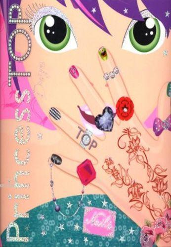Princess Top Designs NailsKod 557 02