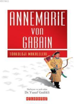 Annemarie Von Gaban; Türkoloji Makaleleri