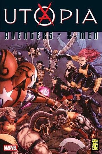 Avengers X-Men Utopia 2