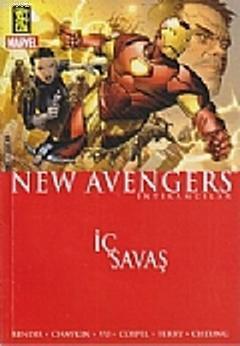 The New Avengers İntikamcılar 5 - İç Savaş