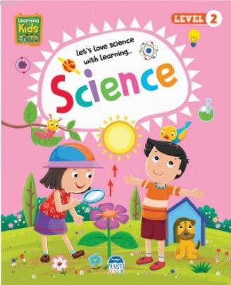 Learning Kids; Science-Level 2
