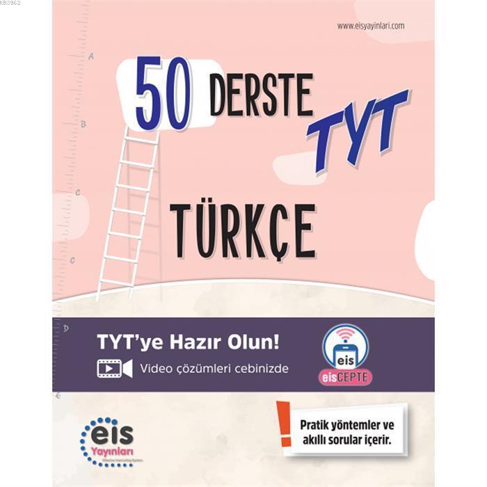 EIS - YKS 50 Derste TYT - Türkçe