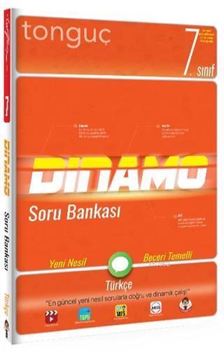 Tonguç 7.Sınıf Dinamo Türkçe Soru Bankası