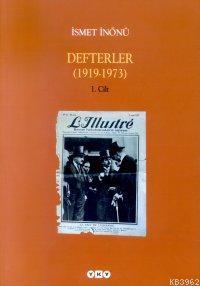 İsmet İnönü;defterler (1919-1973) 2 Cilt