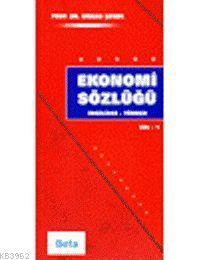 Ekonomi Sözlüğü I (Türkçe-İng.)