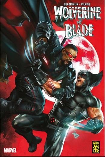 Wolverine vs. Blade
