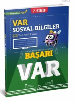 Arı Yayıncılık 7.Sınıf Var Sosyal Soru Bankası