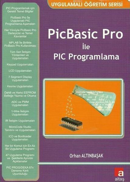 PicBasic PRO ile PIC Programlama