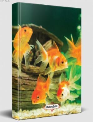 Süresiz Planlama Defteri - Balık Ailesi