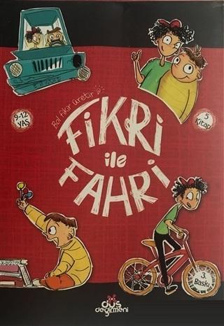 Fikri ile Fahri (5 Kitap Set)