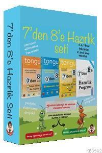 Tonguç Akademi 7 den 8 e Hazırlık Seti
