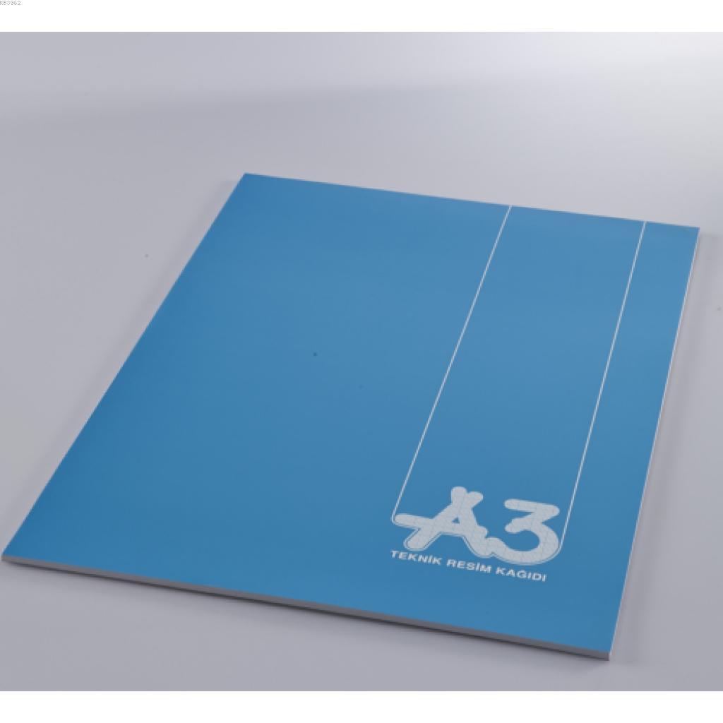 Bayındır Milimetrik Teknik Resim (Mavi) 36 yaprak 1.Hamur 70gr/m2 A3