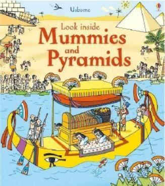 Look İnside Mummies And Pyramids