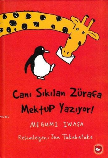 Canı Sıkılan Zürafa Mektup Yazıyor!