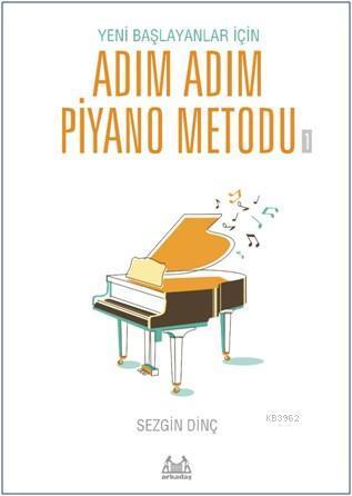 Adım Adım Piyano Metodu 1
