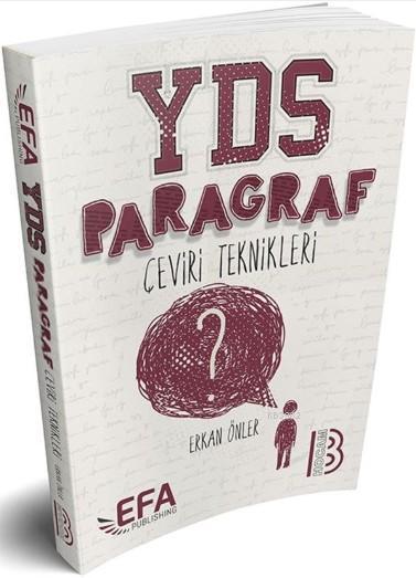 YDS Paragraf Çeviri Teknikleri Benim Hocam Yayınları