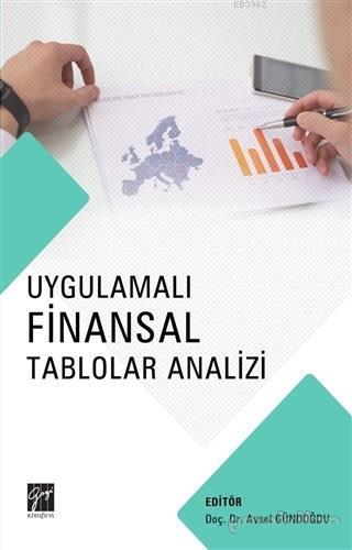 Uygulamalı Finansal Tablolar Analizi
