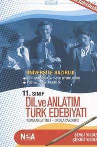 11. Sınıf Dil ve Anlatım Türk Edebiyatı; Konu Anlatımlı Cep Kitabı