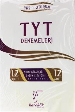 TYT 12'li Deneme YKS 1. Oturum