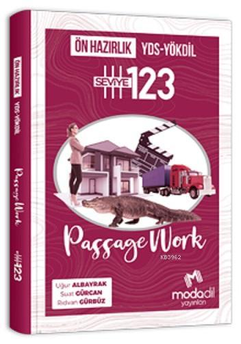 Modadil YDS-YÖKDİL Ön Hazırlık Passagework Seviye 1-2-3