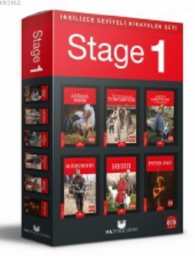 İngilizce Hikaye Seti - Stage 1