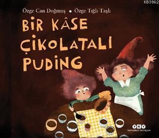 Bir Kase Çikolatalı Puding