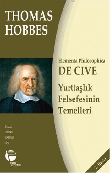 De Cive / Yurttaşlık Felsefesinin Temelleri
