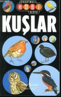 Çıkartmalı Hobi Serisi - Kuşlar