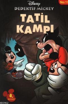 Dedektif Mickey - Tatil Kampı