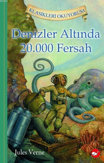 Denizler Altında 20.000 Fersah; Klasikleri Okuyorum