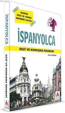 Delta Kültür Yayınları İspanyolca Gezi ve Konuşma Rehberi Delta Kültür