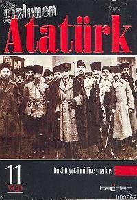 Gizlenen Atatürk; Hakimiyet-i Milliye Yazıları (11 Vcd)
