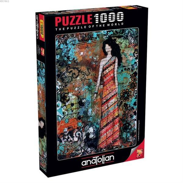 Anatolian Puzzle 1000 Parça Paha Biçilmez 1073