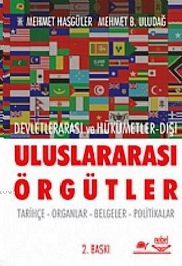 Devletlerarası ve Hükümetler-Dışı Uluslararası Örgütler