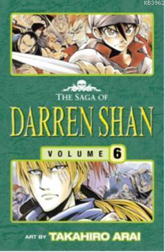 The Vampire Prince - The Saga of Darren Shan 6