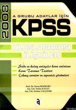 KPSS Uluslararası İlişkiler 2008