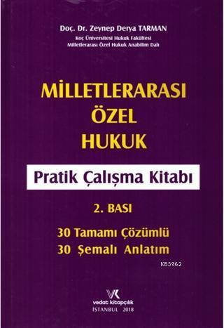 Milletlerarası Özel Hukuk Pratik Çalışma Kitabı