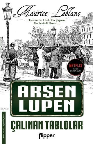 Çalınan Tablolar - Arsen Lupen