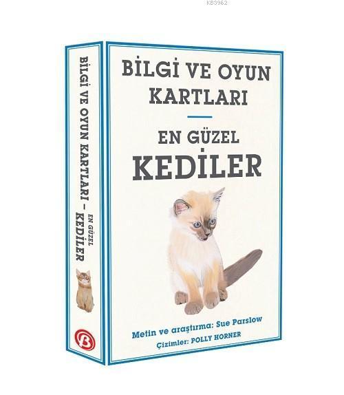 En Güzel Kediler; Bilgi ve Oyun Kartları