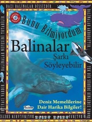 Balinalar Şarkı Söyleyebilir - Bunu Bilmiyordum Deniz Memelilerine Dair Harika Bilgiler!