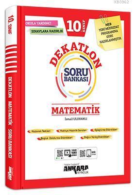 10.Sınıf Matematik Dekatlon Soru Bankası