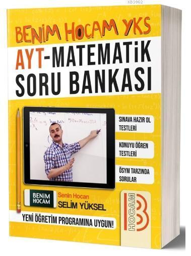 AYT Matematik Soru Bankası Benim Hocam Yayınları
