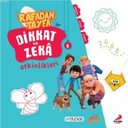 Rafadan Tayfa ile Dikkat ve Zekâ Etkinlikleri - 4