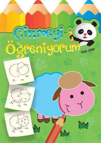Çizmeyi Öğreniyorum Yeşil Kitap