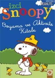 İzci Snoopy Boyama ve Aktivite Kitabı