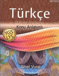 YGS LYS Türkçe Dil ve Anlatım Konu Anlatımlı