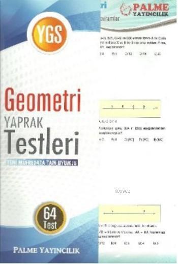 YGS Geometri Yaprak Testleri