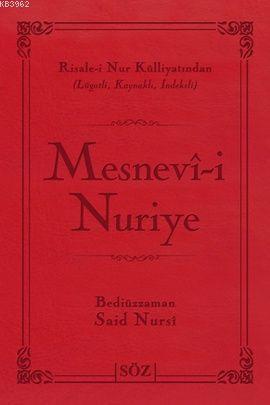 Mesnevi-i Nuriye (Çanta Boy); Risale-i Nur Külliyatından Lügatlı, Kaynaklı, İndeksli